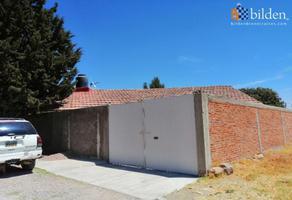 Foto de casa en venta en sn 1, tenochtitlan, durango, durango, 0 No. 01