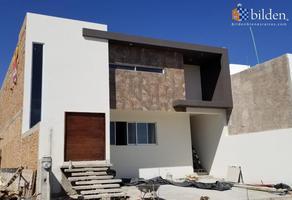 Foto de casa en venta en sn , 15 de mayo (tapias), durango, durango, 0 No. 01