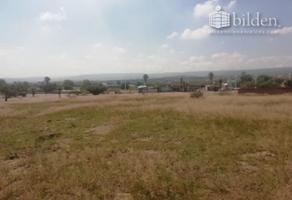 Foto de terreno habitacional en venta en s/n , 15 de mayo (tapias), durango, durango, 9576829 No. 01