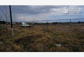 Foto de terreno habitacional en venta en s/n , 20 de noviembre, durango, durango, 13745258 No. 01