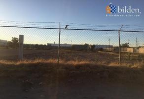 Foto de terreno habitacional en venta en s/n , 20 de noviembre fundo legal, durango, durango, 0 No. 01