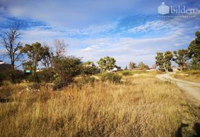 Foto de terreno habitacional en venta en sn , 20 de noviembre ii, durango, durango, 12794050 No. 01