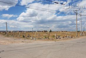 Foto de terreno habitacional en venta en sn , 20 de noviembre ii, durango, durango, 17699347 No. 01