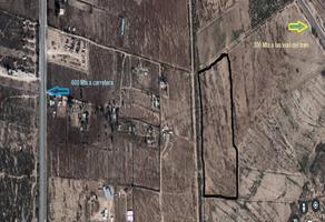 Foto de terreno habitacional en venta en s/n , agua nueva, guadalupe, nuevo león, 0 No. 01