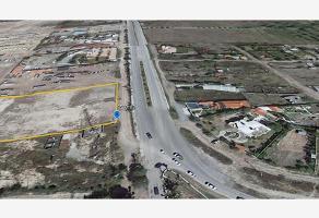 Foto de terreno habitacional en venta en s/n , agua nueva, saltillo, coahuila de zaragoza, 15125255 No. 01