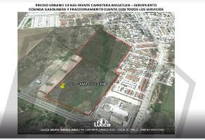 Foto de terreno comercial en venta en s/n , antiguo aeropuerto, mazatlán, sinaloa, 8978617 No. 01