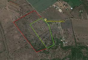 Foto de terreno habitacional en venta en s/n , atongo de abajo, cadereyta jiménez, nuevo león, 16720860 No. 01
