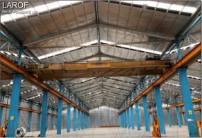 Foto de nave industrial en renta en s/n , balcones del norte 2do sector, general escobedo, nuevo león, 18187184 No. 01