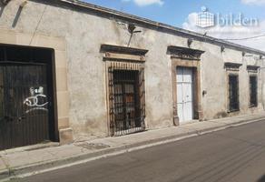 Foto de casa en venta en sn , barrio tierra blanca, durango, durango, 17356871 No. 01
