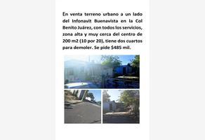 Foto de terreno habitacional en venta en sn , benito juárez, veracruz, veracruz de ignacio de la llave, 17008476 No. 01