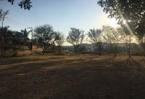 Foto de terreno habitacional en venta en s/n , bosques del centinela i, zapopan, jalisco, 5506119 No. 01