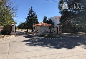 Foto de terreno habitacional en venta en sn , campestre de durango, durango, durango, 17578399 No. 01