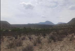 Foto de terreno habitacional en venta en s/n , campo verde, saltillo, coahuila de zaragoza, 15746989 No. 01