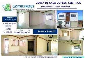 Foto de casa en venta en sn , cantarranas, durango, durango, 6948560 No. 01