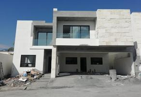 Foto de casa en venta en s/n , canterías 1 sector, monterrey, nuevo león, 12029174 No. 01