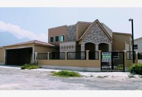 Foto de casa en venta en s/n , centro villa de garcia (casco), garcía, nuevo león, 15444680 No. 01
