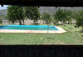 Foto de terreno comercial en venta en s/n , centro villa de garcia (casco), garcía, nuevo león, 0 No. 01