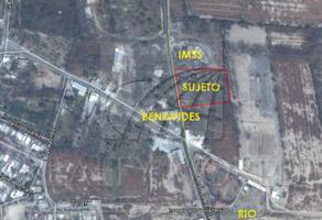 Foto de terreno comercial en renta en s/n , centro villa de garcia (casco), garcía, nuevo león, 5862149 No. 01