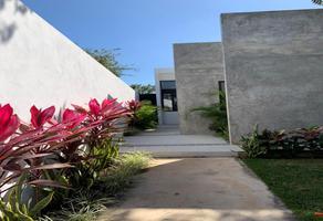 Foto de casa en venta en sn , chablekal, mérida, yucatán, 0 No. 01