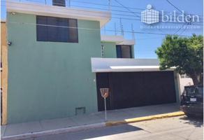 Foto de casa en venta en s/n , chapultepec, durango, durango, 12803281 No. 01
