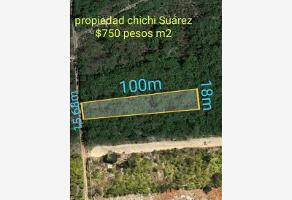 Foto de terreno habitacional en venta en s/n , chichi suárez, mérida, yucatán, 0 No. 01