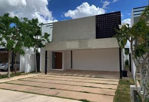 Foto de casa en condominio en venta en s/n , cholul, mérida, yucatán, 10047303 No. 01