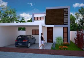 Foto de casa en condominio en venta en s/n , cholul, mérida, yucatán, 10054895 No. 01