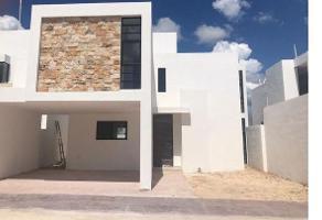 Foto de casa en condominio en venta en s/n , cholul, mérida, yucatán, 10170821 No. 01