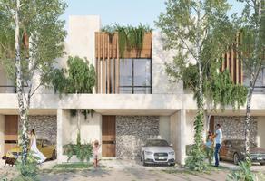 Foto de casa en condominio en venta en s/n , cholul, mérida, yucatán, 11090414 No. 01