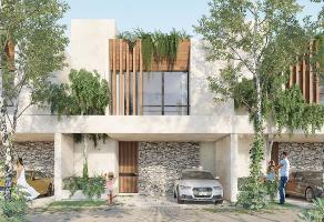 Foto de casa en condominio en venta en s/n , cholul, mérida, yucatán, 9997776 No. 01