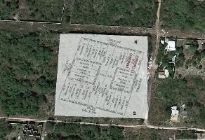Foto de terreno habitacional en venta en sn , ciudad caucel, mérida, yucatán, 14959744 No. 01