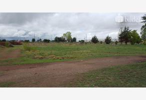 Foto de terreno habitacional en venta en s/n , ciudad industrial, durango, durango, 13102923 No. 01