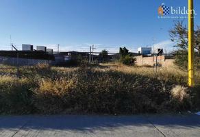 Foto de terreno habitacional en venta en sn , ciudad industrial, durango, durango, 0 No. 01