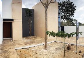 Foto de casa en condominio en venta en s/n , conkal, conkal, yucatán, 10054148 No. 01