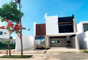Foto de casa en condominio en venta en s/n , conkal, conkal, yucatán, 10272423 No. 01