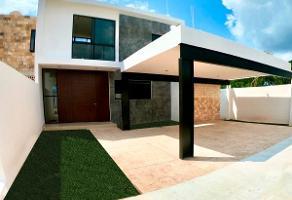 Foto de casa en condominio en venta en s/n , conkal, conkal, yucatán, 10300122 No. 01