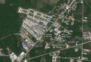 Foto de terreno comercial en venta en s/n , conkal, conkal, yucatán, 0 No. 01