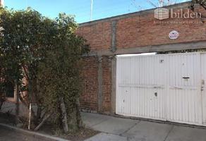 Foto de casa en venta en s/n , del maestro, durango, durango, 15122137 No. 01