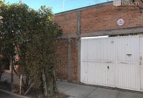 Foto de casa en venta en s/n , del maestro, durango, durango, 0 No. 01