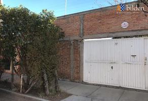 Foto de casa en venta en sn , del maestro, durango, durango, 0 No. 01