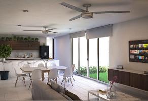 Foto de casa en condominio en venta en s/n , dzitya, mérida, yucatán, 9981580 No. 01