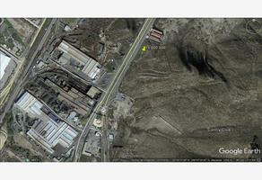 Foto de terreno habitacional en venta en s/n , el baratillo, ramos arizpe, coahuila de zaragoza, 12597347 No. 01