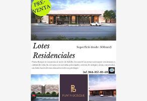 Foto de terreno habitacional en venta en s/n , el bosque, saltillo, coahuila de zaragoza, 12330130 No. 01