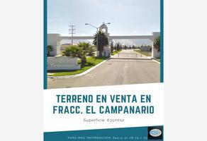 Foto de terreno habitacional en venta en s/n , el campanario, saltillo, coahuila de zaragoza, 12161052 No. 01