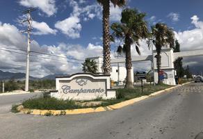 Foto de terreno habitacional en venta en s/n , el campanario, saltillo, coahuila de zaragoza, 13742744 No. 01