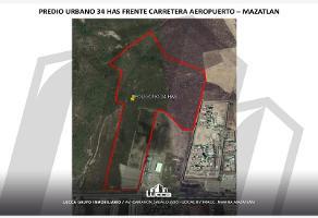 Foto de terreno comercial en venta en s/n , el castillo, mazatlán, sinaloa, 8975768 No. 01