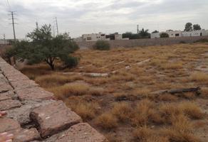 Foto de terreno habitacional en venta en s/n , el consuelo, gómez palacio, durango, 5950331 No. 01