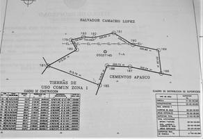 Foto de terreno habitacional en venta en s/n , el escorial, ramos arizpe, coahuila de zaragoza, 14760916 No. 01