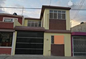 Foto de casa en venta en s/n , fidel velázquez i, durango, durango, 12078666 No. 01
