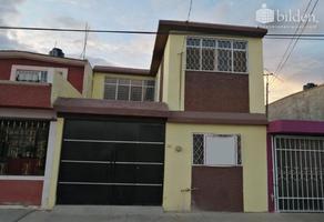 Foto de casa en venta en sn , fidel velázquez i, durango, durango, 12503393 No. 01